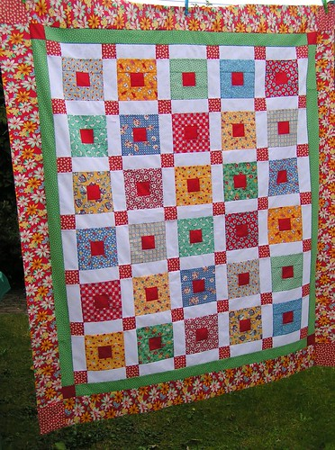 finished quilttop