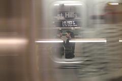 (Venessa Nina) Tags: nyc newyorkcity cute station train subway couple platform