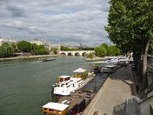 Paris, Banks of the Seine