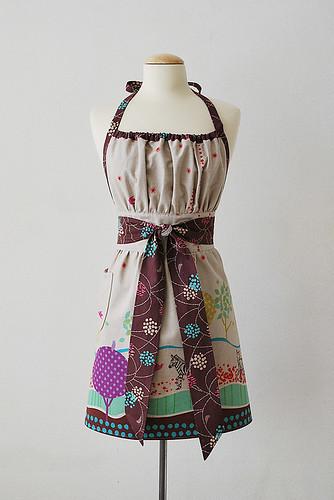 Grassy Plain apron