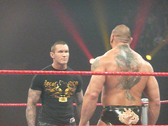 Randy Orton and Batista