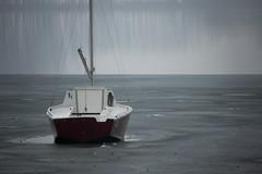 rompighiaccio (my stification) Tags: lago barca candia ghiaccio banchisa congelamento