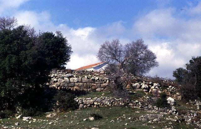Πελοπόννησος - Αρκαδία - Δήμος Κλείτορος Μυκηναϊκά Τείχη, Κερπινή