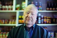 Ovila demontigny, 87 ans, épicier (Benoit.P) Tags: montréal benoit mtl strangers stranger troisrivieres mauricie tr paille troisrivières benoitp benoitpaille