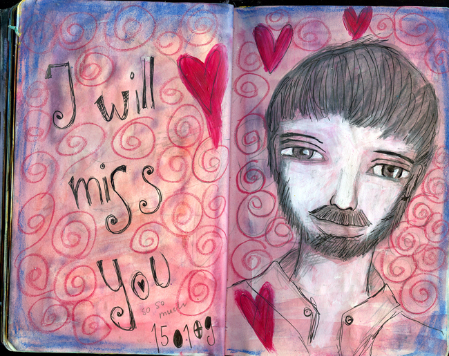 art journal 2009