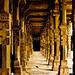 Corridor in Qutub Minar Complex