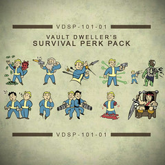 Vault Dwellers Survival Perk Pack