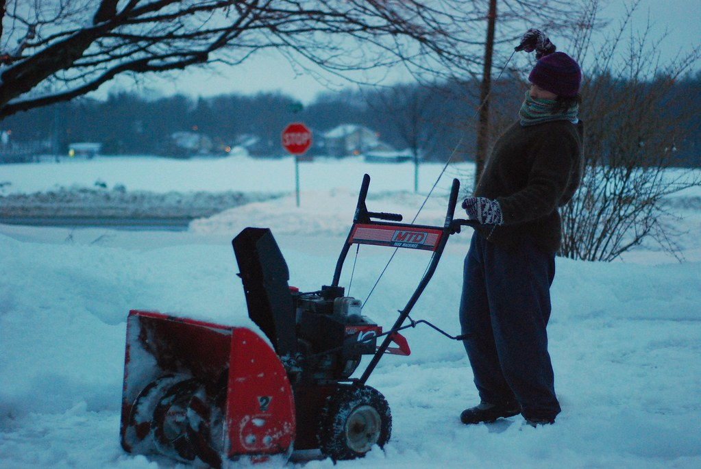365.122: snowblowing