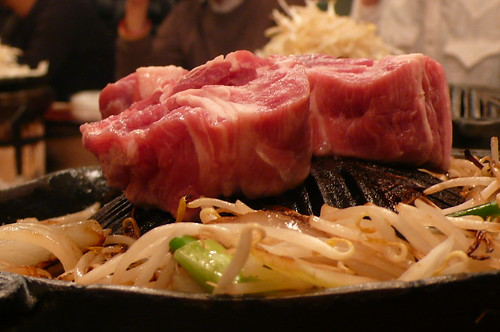 Lamb steak! 01