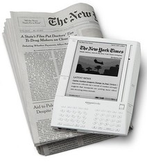 Kindle DX to revolutionize papers?