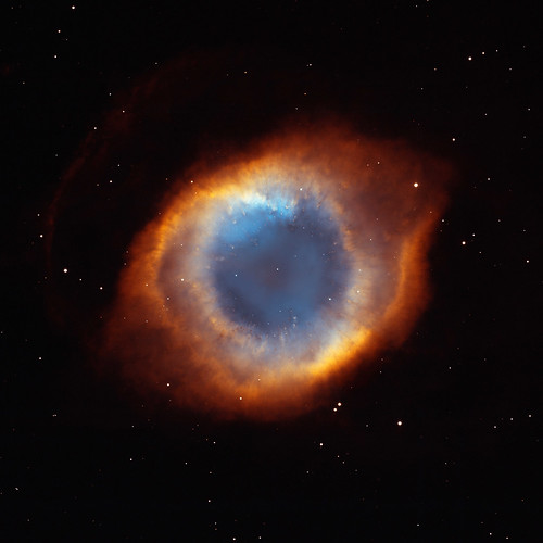 Eyes of God - foto NASA