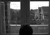 How I See the World (Yamaneko_) Tags: from bw window kitchen silhouette canon eos blackwhite university view head balcony tagged fomula equations 450d blindphotographers 1855is bestofbp winnerbc