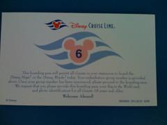 Disney Cruise - Terminal 21