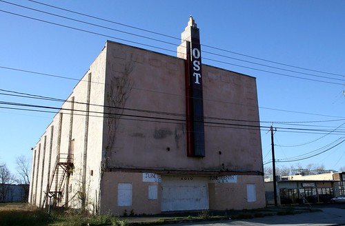 old spanish trail theater