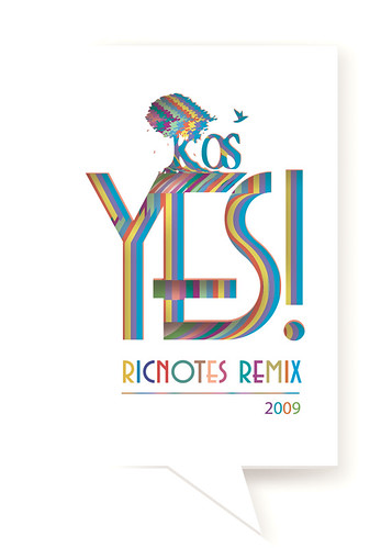 K-OS - Yes! The Ric Notes Remixes