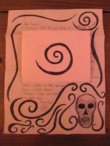 spooky swirls