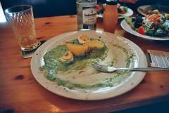 green sauce and apple wine in Frankfurt (greyseeds) Tags: germany frankfurt applewine greensauce creakyboards