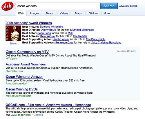 oscar winners - Ask.com