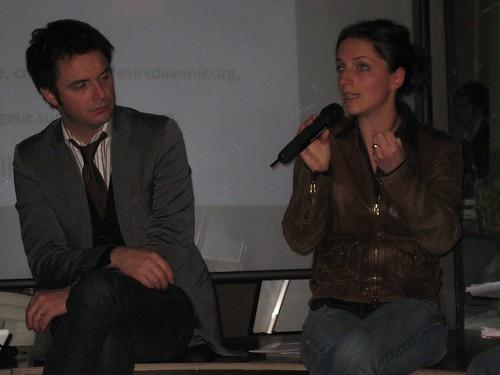 Social Media et Démocratie, une conférence publique du Social Media Club 5