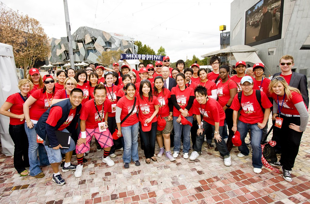 Welcome to International Students - Volunteers