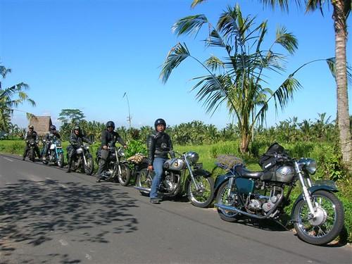 3 pinggir sawah di ubud by Bali Classic Bikes