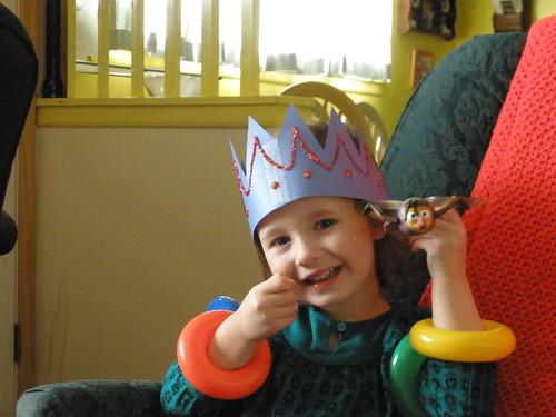 Lorelai's crown