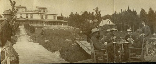Anglers' Retreat, Maine