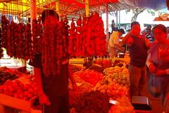 Fish market (Jessie Reeder) Tags: chile travel southamerica mercado international fishmarket 2009 valdivia sudamrica semanavaldiviana