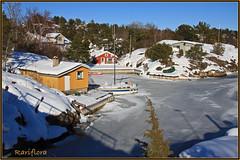 Strmsundet (rariflora) Tags: winter snow norway norge vinter hiver neige telem