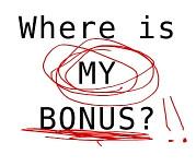 AIG bonus t-shirt