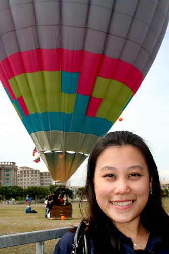 Hot Air Balloon Fiesta @ Putrajaya