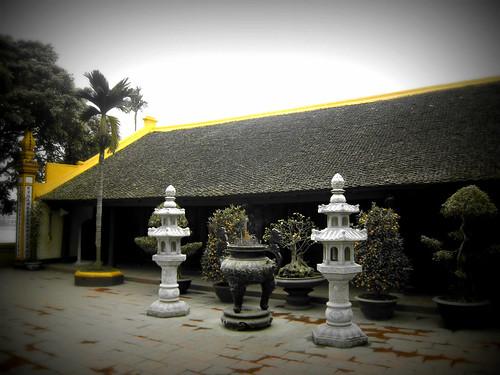 Thăng Long Tứ Trấn là những ngôi đền nào ở Hà Nội?