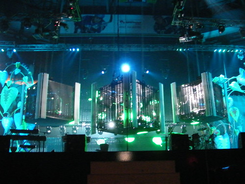 Set of the 2009 Juno Awards