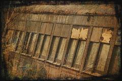 Boston & Maine No More (Memories by Shari (Back!)) Tags: newengland newhampshire trains visualart copperlantern proudshopper memoriesbyshari texturebypaulrephotography
