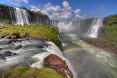 Iguazu Falls (HDR) (Modern Day Nomad) Tags: brazil argentina falls iguazu hdr