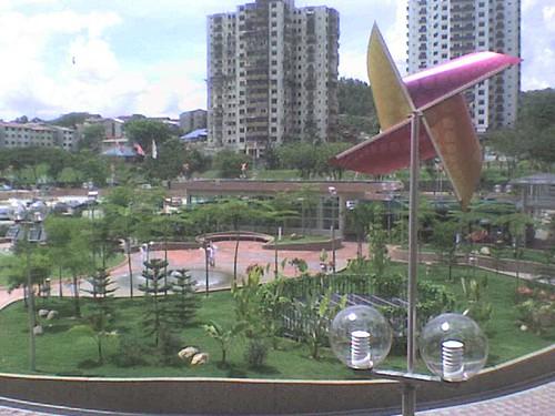 JJ AEON AU2 Garden Park Landscape