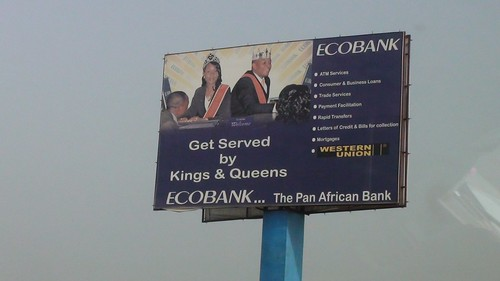 Liberia anuncio banco