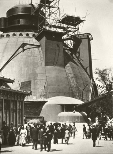 Paris, l'Exposition 1900. by Le Château d'Eau, Toulouse.