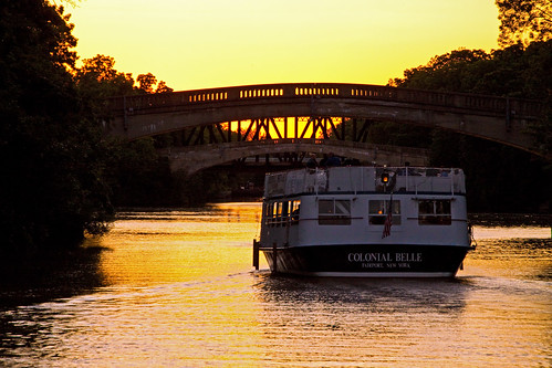 Genesee River Boat Ride
