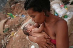 Mother and Child (marcberry) Tags: brazil child poor bahia beaches salvador favela motherandchild acupe