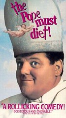 """The Pope Must Diet!"""