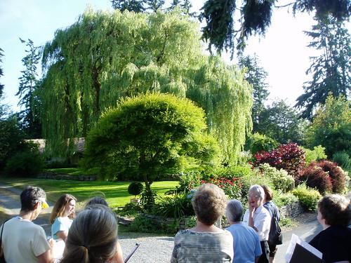 Hale Garden Entry