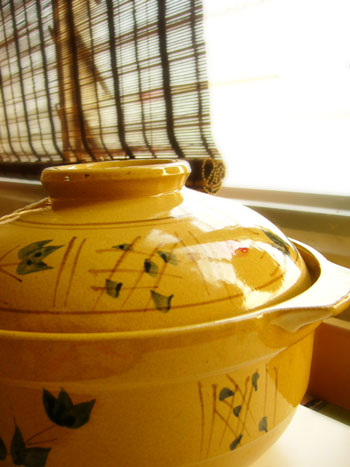 new claypot