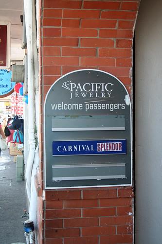 Welcome (Carnival Splendor) Passengers - Puerto Vallarta