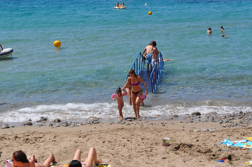 Playa en Cala Jondal
