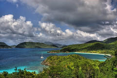 The North Shore (50%ChanceofRain) Tags: beach stjohn trunk caribbean virginislands usvi trunkbay getrdun whistlingcay marypoint dennisbay jasonstpeter mjsphotography 50chanceofrain
