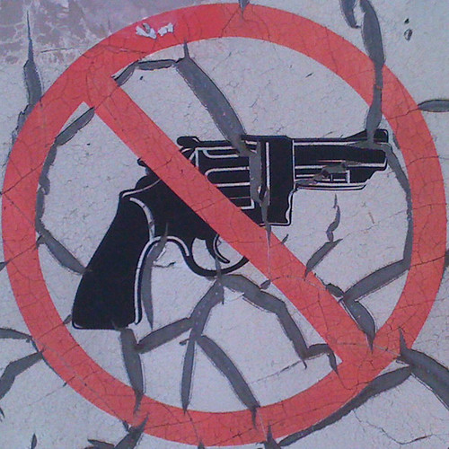 No Guns by krazydad / jbum, on Flickr