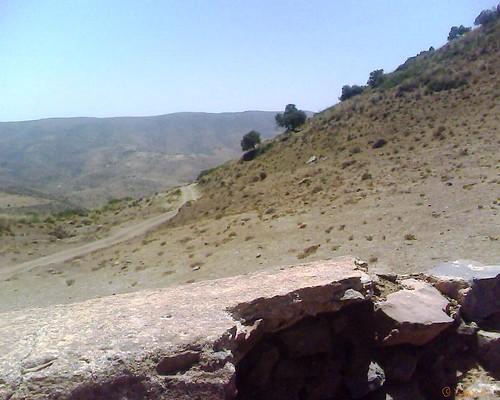 Tizi Oulal Beni Znassen تيزي أولال جبال بني يزناسن