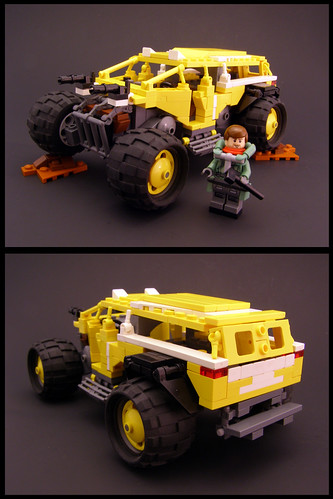 Red Faction Guerrilla - Utility Vehicle | Flickr - Photo Sharing!