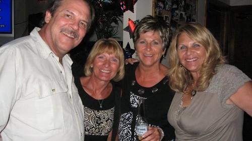 Craig Zebrowski, Sharon Ticknor, Cheryl Aitken, Pam Schauers